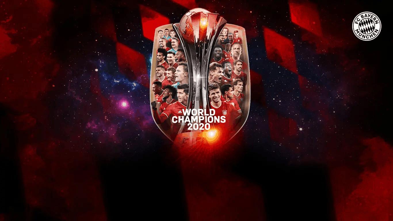 Coupe du monde des clubs: le Bayern vainqueur, 6e trophée en un an