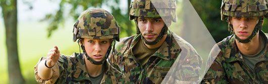 Armée suisse: risque de sous-effectif dans dix ans