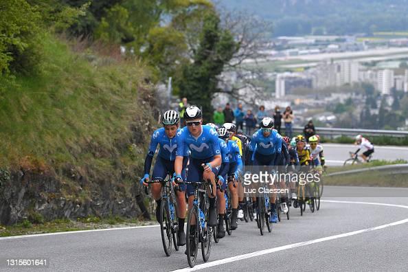 Tour de Romandie – 1er mai 2021 – Grimisuat VS