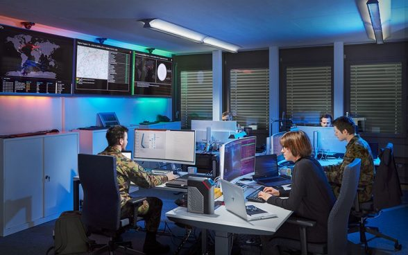 Renforcement de la cyberdéfense : le Conseil fédéral lance la procédure de consultation