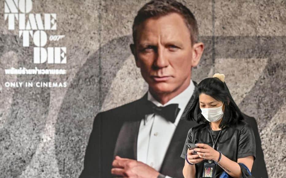 James Bond : Mourir peut attendre est décalé en octobre 2021