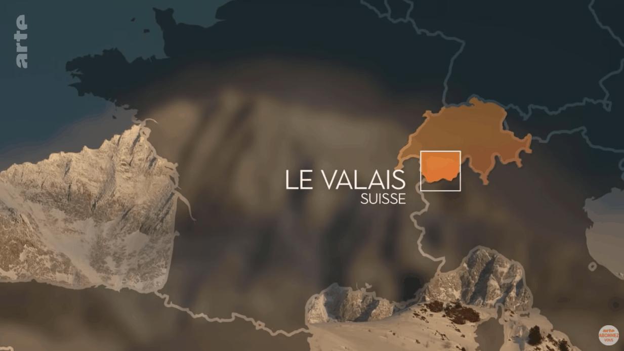 Les plats typiques de la région du Valais