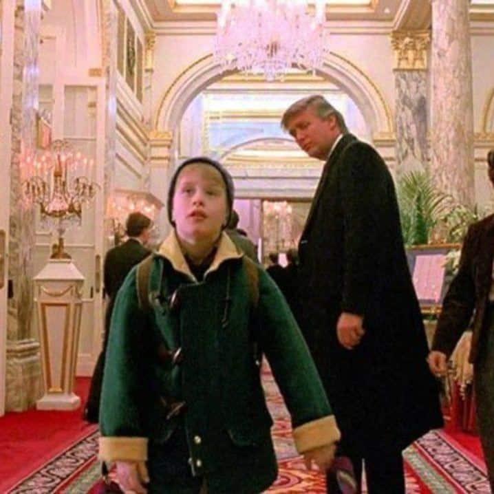 Macaulay Culkin veut faire virer Trump de «Maman j'ai raté l'avion 2»