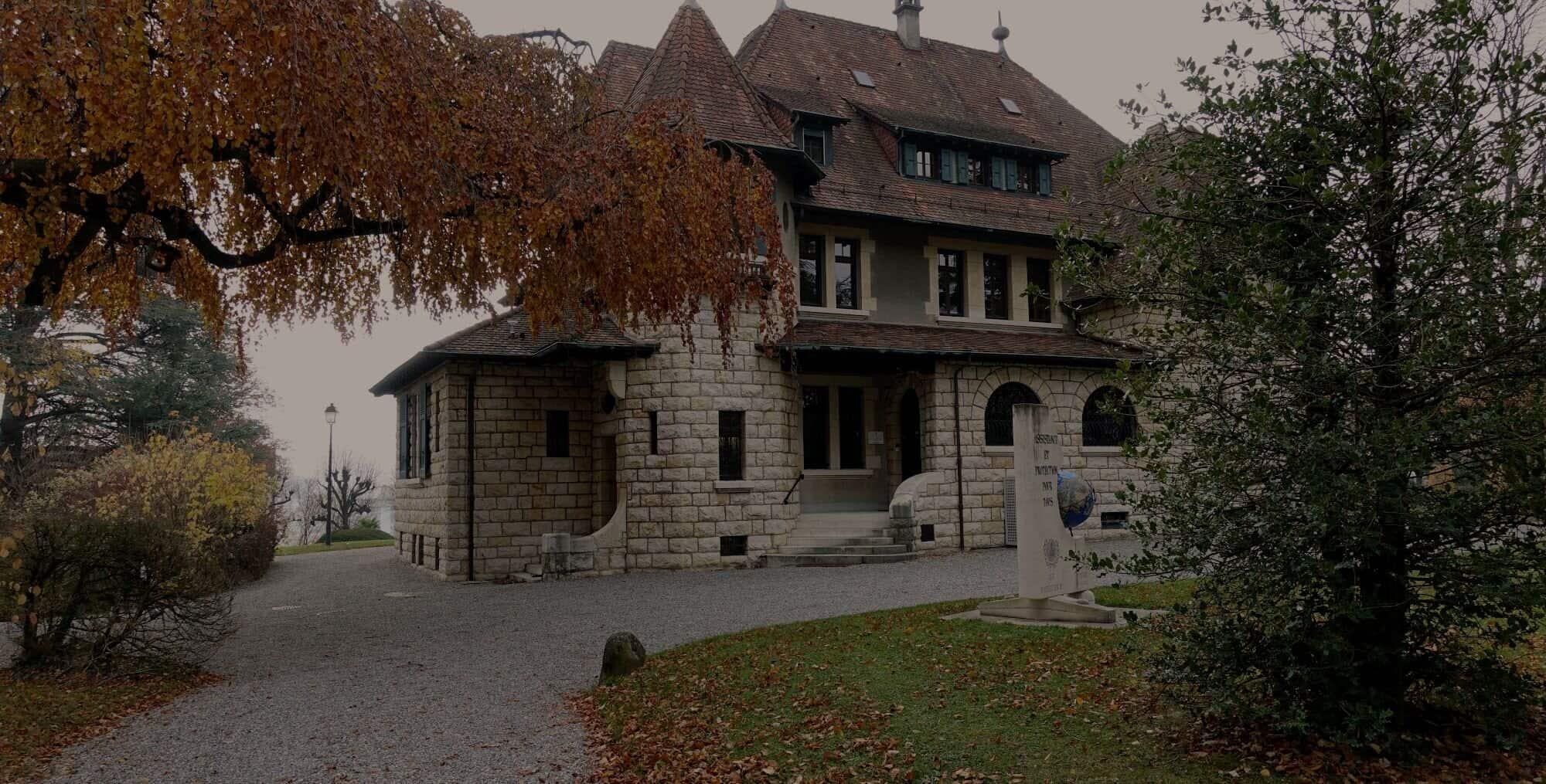 Le siège de l'OIPC à Genève - Wikimedia Commons